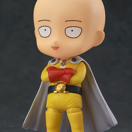 One Punch Man Nendoroid Action Figure Saitama-2847