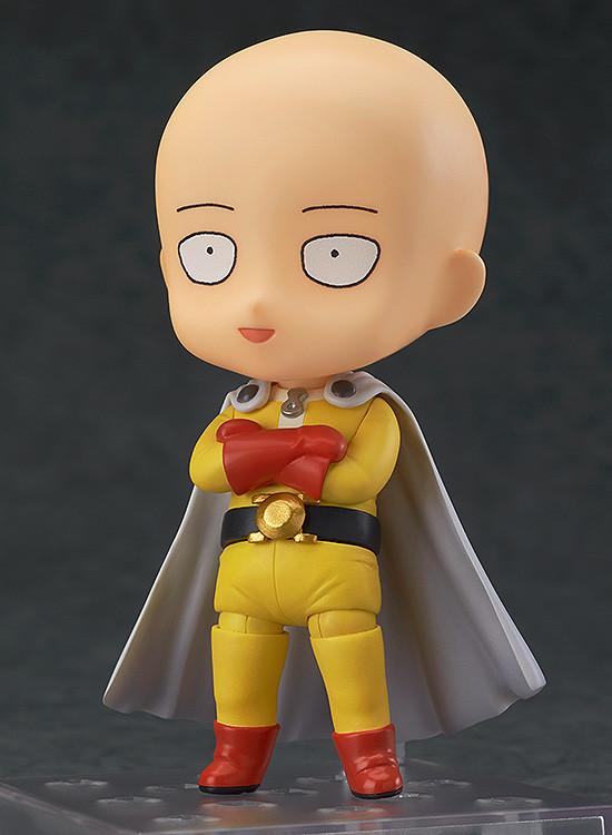 One Punch Man Nendoroid Action Figure Saitama-2847