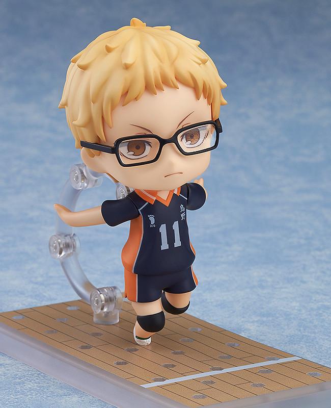 Haikyu!! Nendoroid Action Figure Kei Tsukishima-2901