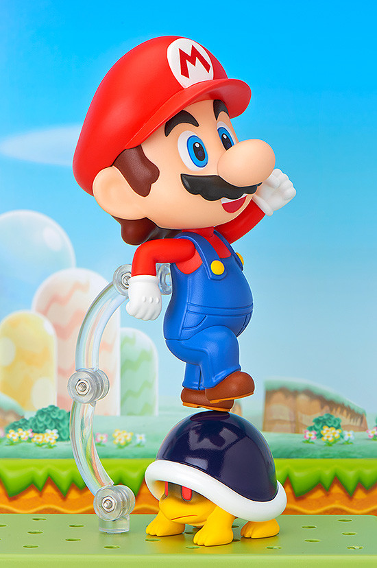 Super Mario Nendoroid Action Figure Mario-2876