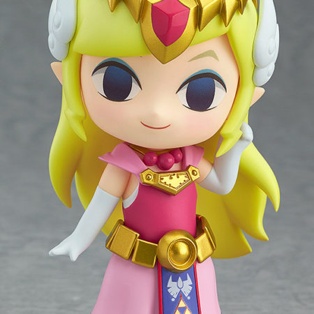 The Legend of Zelda The Wind Waker Nendoroid Action Figure Zelda The Wind Waker Version-0