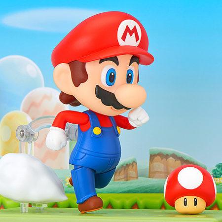 Super Mario Nendoroid Action Figure Mario-2870