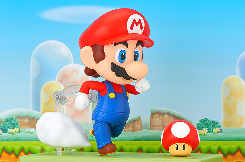 Super Mario Nendoroid Action Figure Mario-2870