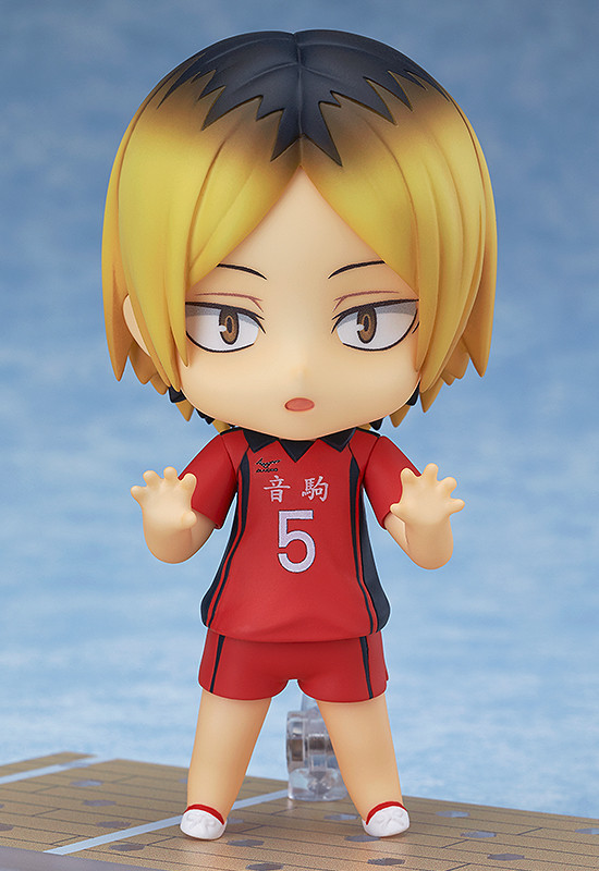 Haikyu!! Nendoroid Action Figure Kenma Kozume-2805