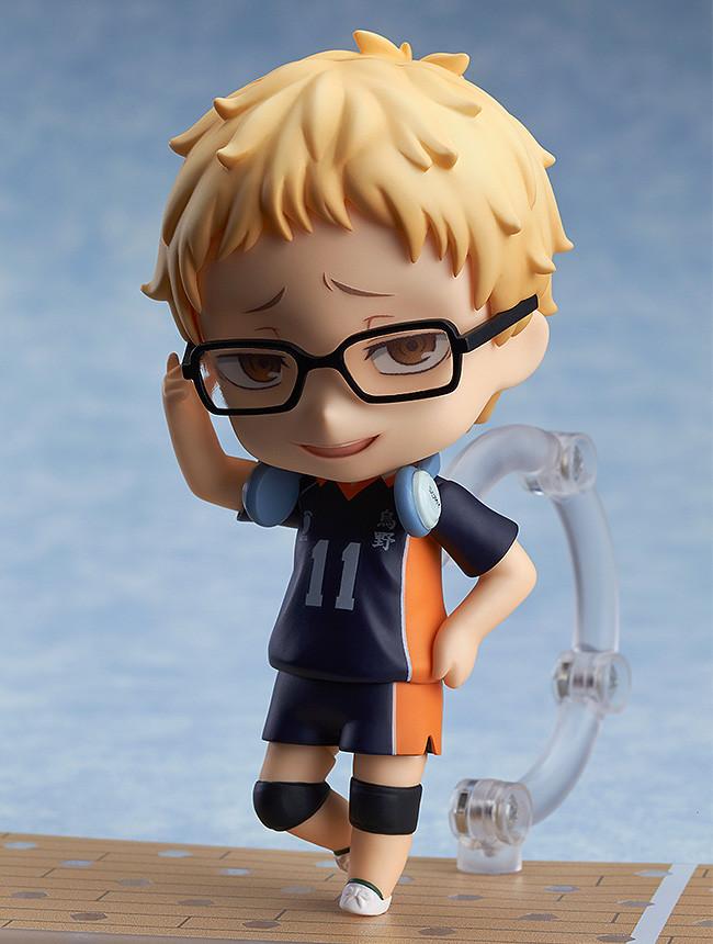 Haikyu!! Nendoroid Action Figure Kei Tsukishima-2898