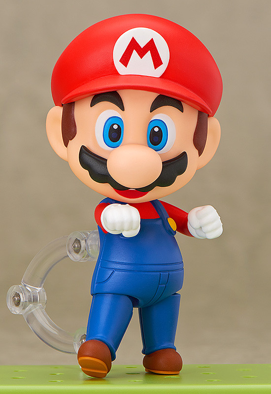 Super Mario Nendoroid Action Figure Mario-2873