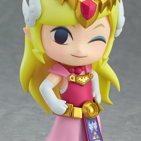 The Legend of Zelda The Wind Waker Nendoroid Action Figure Zelda The Wind Waker Version-2911