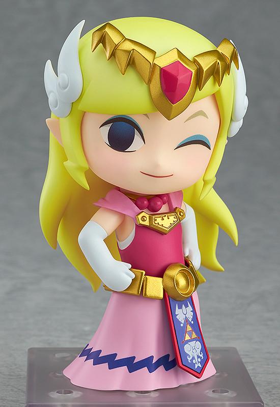 The Legend of Zelda The Wind Waker Nendoroid Action Figure Zelda The Wind Waker Version-2911