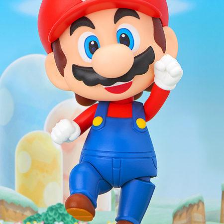 Super Mario Nendoroid Action Figure Mario-2871