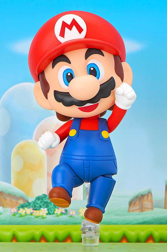 Super Mario Nendoroid Action Figure Mario-2871