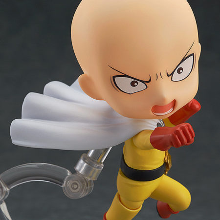 One Punch Man Nendoroid Action Figure Saitama-2846