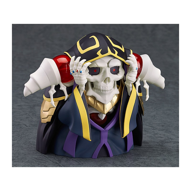 Overlord Nendoroid Action Figure Ainz Ooal Gown-3005