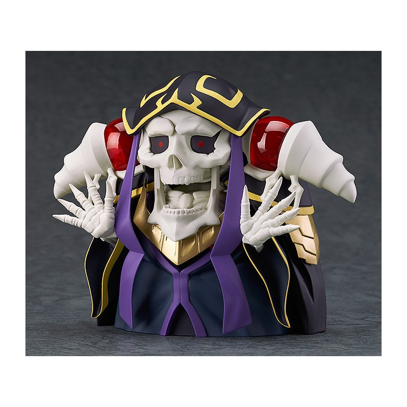 Overlord Nendoroid Action Figure Ainz Ooal Gown-3003
