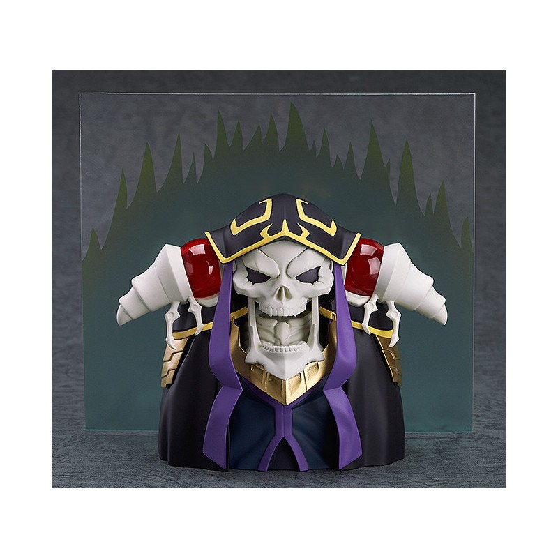 Overlord Nendoroid Action Figure Ainz Ooal Gown-3001