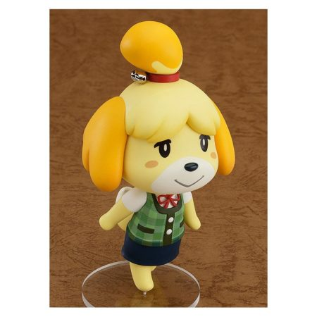 Animal Crossing New Leaf Nendoroid Action Figure Shizue Isabelle-3120
