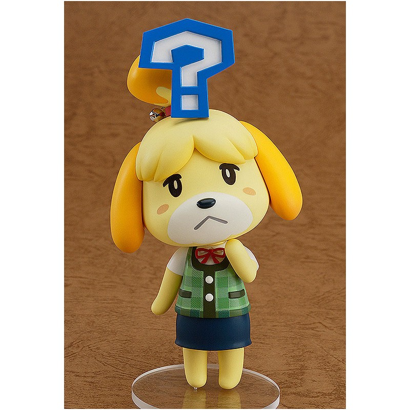 Animal Crossing New Leaf Nendoroid Action Figure Shizue Isabelle-3117
