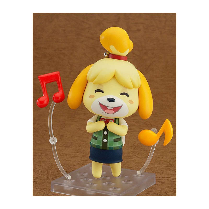 Animal Crossing New Leaf Nendoroid Action Figure Shizue Isabelle-3119