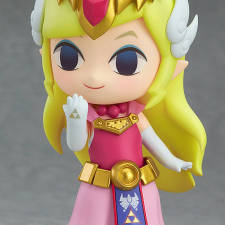 The Legend of Zelda The Wind Waker Nendoroid Action Figure Zelda The Wind Waker Version-2910