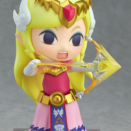 The Legend of Zelda The Wind Waker Nendoroid Action Figure Zelda The Wind Waker Version-2913