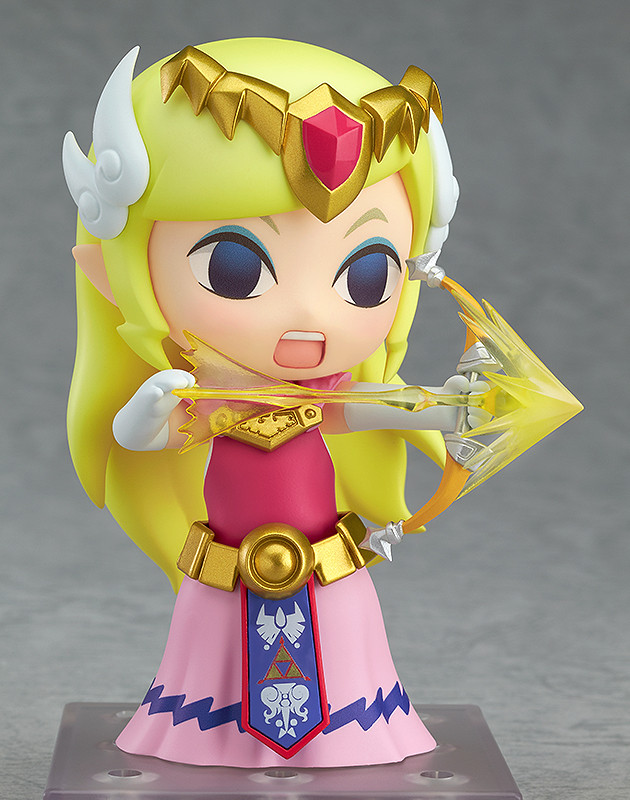 The Legend of Zelda The Wind Waker Nendoroid Action Figure Zelda The Wind Waker Version-2913