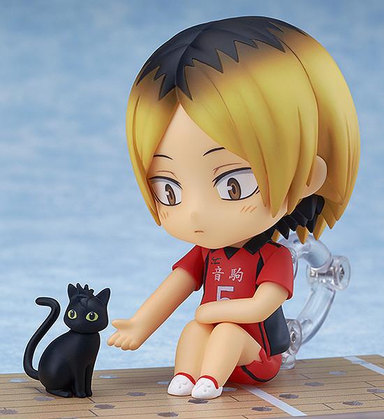 Haikyu!! Nendoroid Action Figure Kenma Kozume-2806