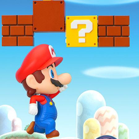 Super Mario Nendoroid Action Figure Mario-2874