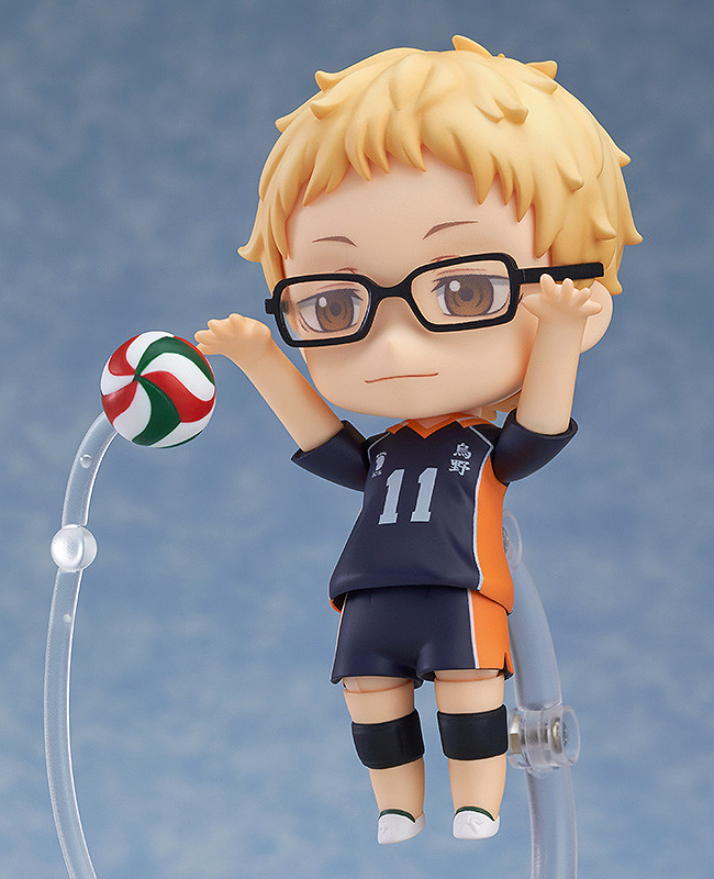 Haikyu!! Nendoroid Action Figure Kei Tsukishima-2897