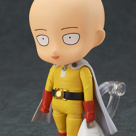 One Punch Man Nendoroid Action Figure Saitama-2848