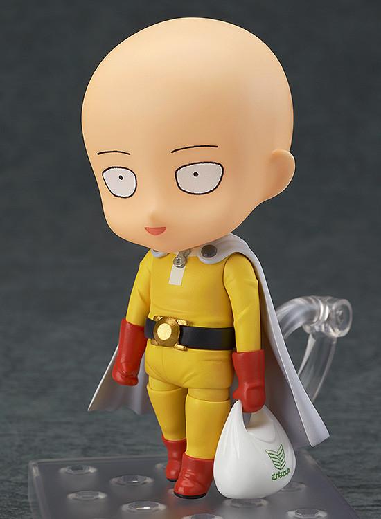 One Punch Man Nendoroid Action Figure Saitama-2848