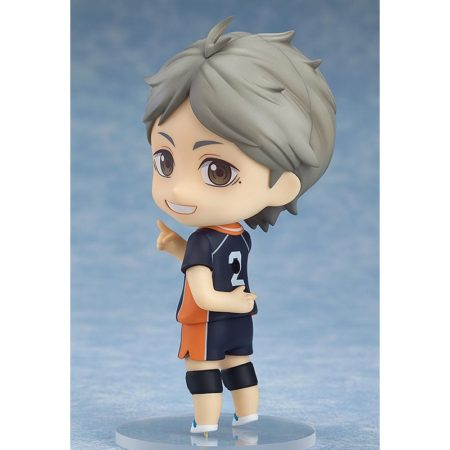 Haikyu!! Third Season Nendoroid Action Figure Koushi Sugawara-3168