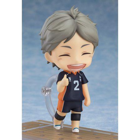Haikyu!! Third Season Nendoroid Action Figure Koushi Sugawara-3165