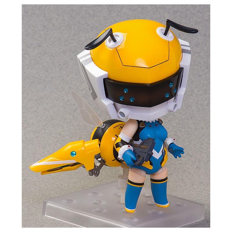 School Shock Nendoroid PVC Action Figure Liu Li-3067