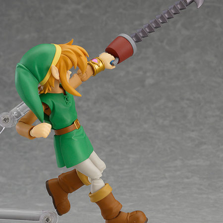 The Legend of Zelda A Link Between Worlds Figma Action Figure Link DX Edition-3242