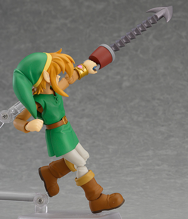 The Legend of Zelda A Link Between Worlds Figma Action Figure Link DX Edition-3242