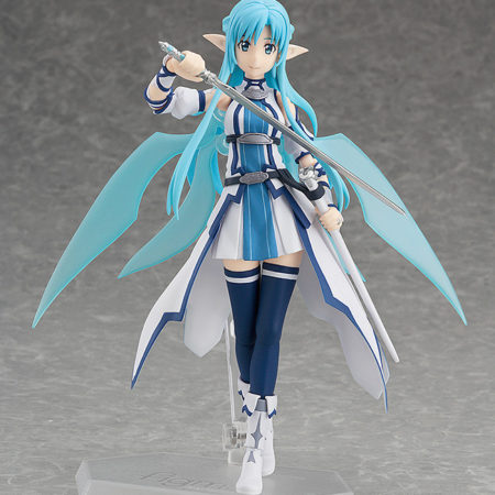 Sword Art Online II Asuna Figma 264 ALO ver. Undine ver.-0