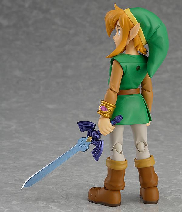 The Legend of Zelda A Link Between Worlds Figma Action Figure Link DX Edition-3244