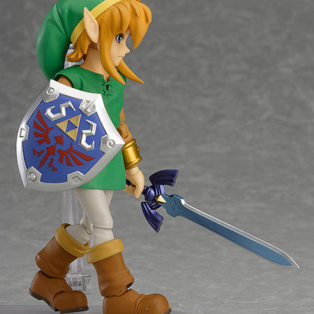 The Legend of Zelda A Link Between Worlds Figma Action Figure Link DX Edition-3243