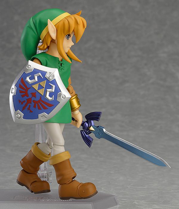 The Legend of Zelda A Link Between Worlds Figma Action Figure Link DX Edition-3243