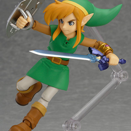 The Legend of Zelda A Link Between Worlds Figma Action Figure Link DX Edition-3237