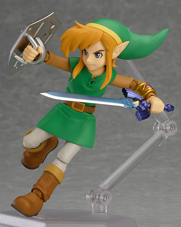The Legend of Zelda A Link Between Worlds Figma Action Figure Link DX Edition-3237