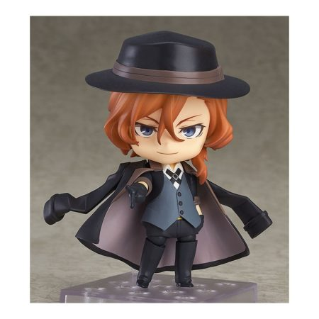 Bungo Stray Dogs Nendoroid Action Figure Chuya Nakahara-3256