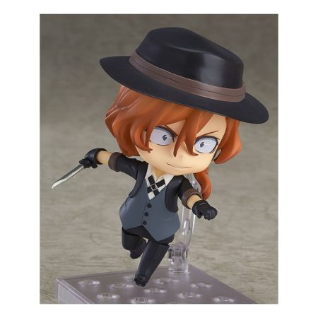 Bungo Stray Dogs Nendoroid Action Figure Chuya Nakahara-3254