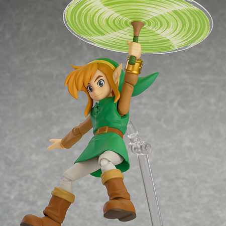 The Legend of Zelda A Link Between Worlds Figma Action Figure Link DX Edition-3241