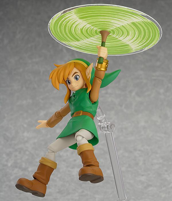 The Legend of Zelda A Link Between Worlds Figma Action Figure Link DX Edition-3241