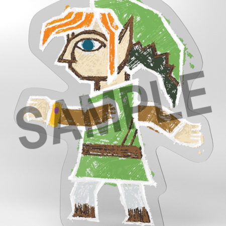 The Legend of Zelda A Link Between Worlds Figma Action Figure Link DX Edition-3236