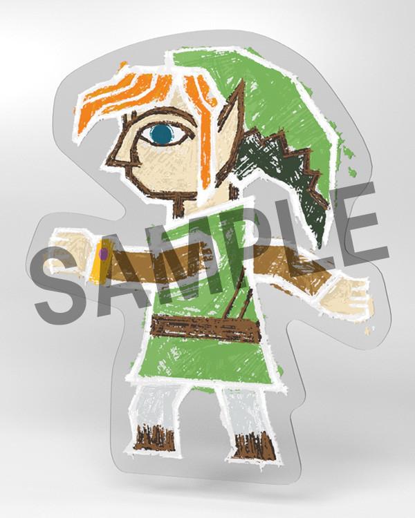 The Legend of Zelda A Link Between Worlds Figma Action Figure Link DX Edition-3236