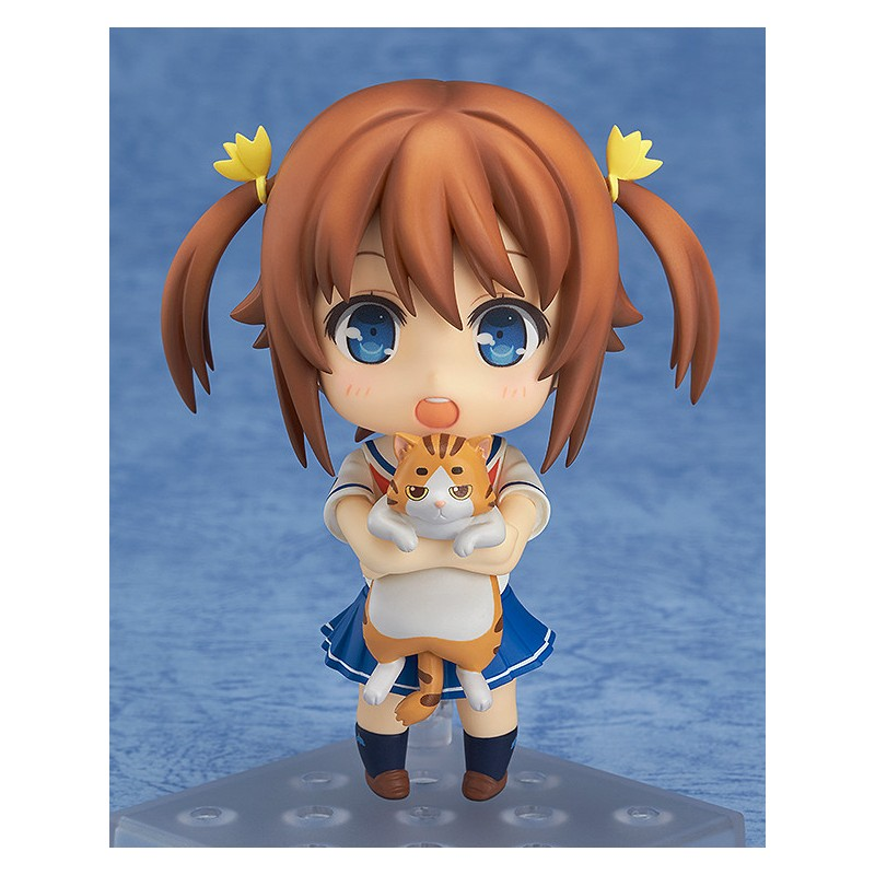 High School Fleet Nendoroid Action Figure Akeno Misaki-0