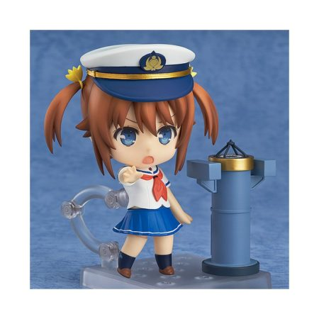 High School Fleet Nendoroid Action Figure Akeno Misaki-3219