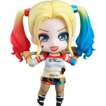 Suicide Squad Nendoroid Action Figure Harley Quinn-0
