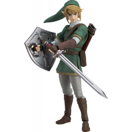 The Legend of Zelda Twilight Princess Figma Action Figure Link DX Version-0
